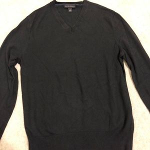 Banana Repubic Men's V neck Navy Sweater